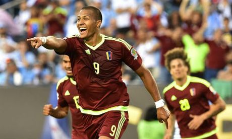 Venezuela – Brazil: Vang Neymar, samba van ruc lua - Anh 2
