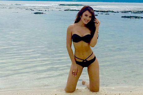 Nam Em duoc bao Philippines dang anh mac bikini thi Miss Earth - Anh 3