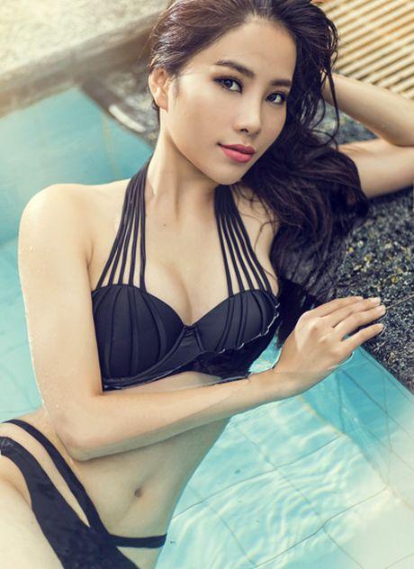 Nam Em duoc bao Philippines dang anh mac bikini thi Miss Earth - Anh 6