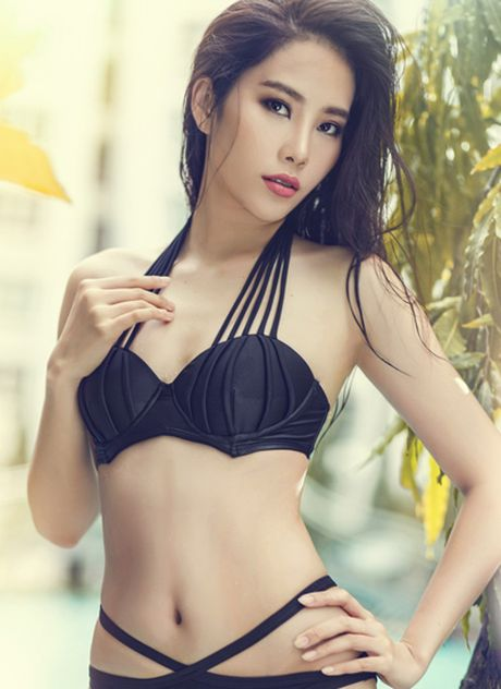 Nam Em duoc bao Philippines dang anh mac bikini thi Miss Earth - Anh 7