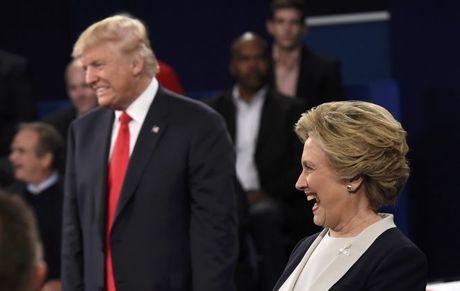 Bau cu Tong thong My: Ba Clinton cao buoc Nga giup Trump chien thang - Anh 1
