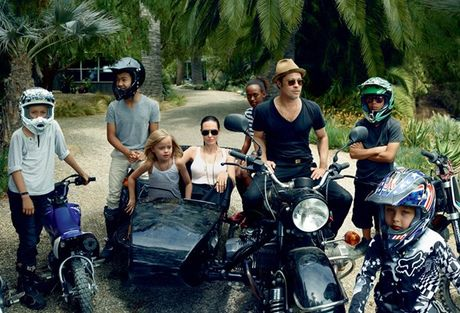 Su that ve viec Brad Pitt bao hanh con trai goc Campuchia - Anh 3