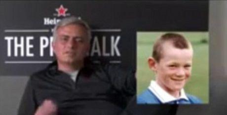 Rooney la dua tre rat ngoan con Ibra thi vo cung... xinh dep - Anh 1