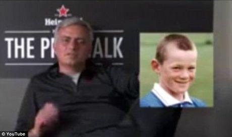 Rooney la dua tre rat ngoan con Ibra thi vo cung... xinh dep - Anh 2