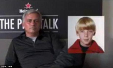 Rooney la dua tre rat ngoan con Ibra thi vo cung... xinh dep - Anh 8