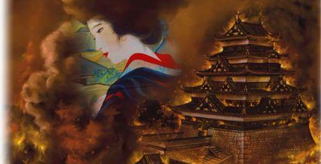 Bi an bo Kimono rung ron khien 3/4 Tokyo xua chim trong bien lua - Anh 1