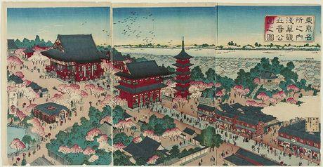 Bi an bo Kimono rung ron khien 3/4 Tokyo xua chim trong bien lua - Anh 2