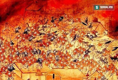 Bi an bo Kimono rung ron khien 3/4 Tokyo xua chim trong bien lua - Anh 3