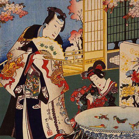Bi an bo Kimono rung ron khien 3/4 Tokyo xua chim trong bien lua - Anh 7