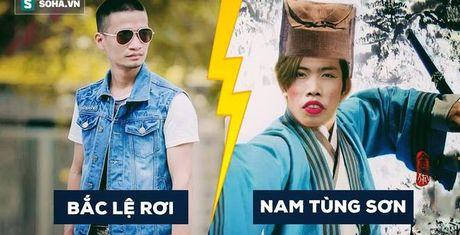 Clip Tung Son - Le Roi: Cam xem khi dang an hoac uong nuoc! - Anh 1