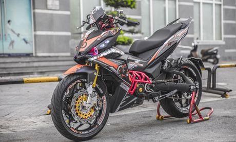 Honda Winner do do choi hang 'khung' tai Sai Gon - Anh 2
