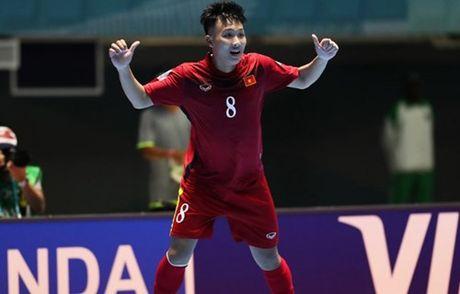 Sieu pham cua Minh Tri dep thu 2 Futsal World Cup - Anh 1