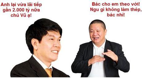 Nhin Hoa Phat lai the nay, ong Vu Hoa Sen chac chan cang muon di lam thep - Anh 1