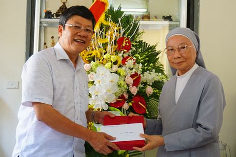 Chuc mung Le ky niem 125 nam Dong Thanh Phaolo Ha Noi - Anh 1