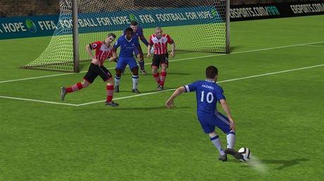 FIFA 17 Mobile bat ngo co mat tren... Windows Phone - Anh 1