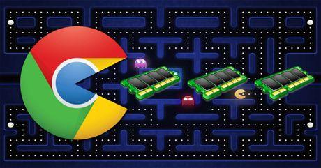 "Chrome giam muc ""ngon"" RAM mot nua - Anh 1"