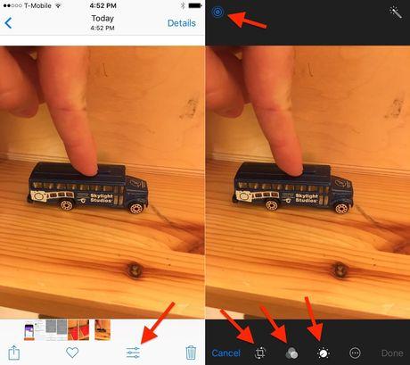 Cach chinh sua anh Live Photos tren iOS 10 - Anh 2