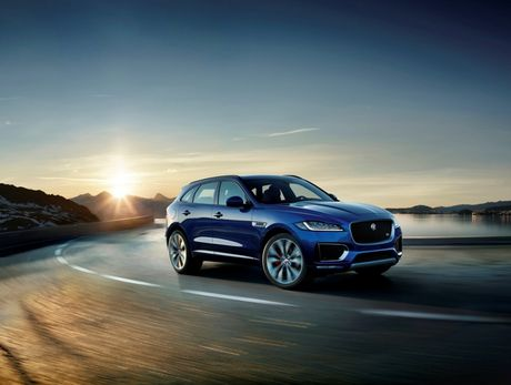 Diem mat dan xe Jaguar Land Rover tai VIMS 2016 - Anh 5