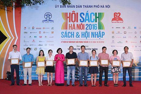 Hoi Sach Ha Noi 2016 de lai nhieu an tuong - Anh 1