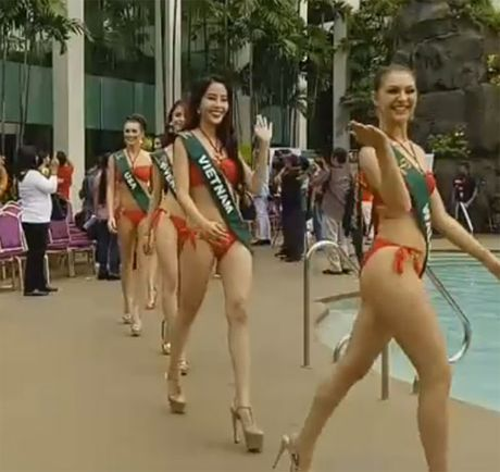 Nam Em tuot mat giai thuong 'Nguoi dep truyen thong' tai Miss Earth 2016 - Anh 3
