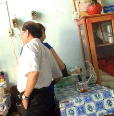 Pho giam doc So sam so nu tap vu bi de nghi ky luat Dang - Anh 1