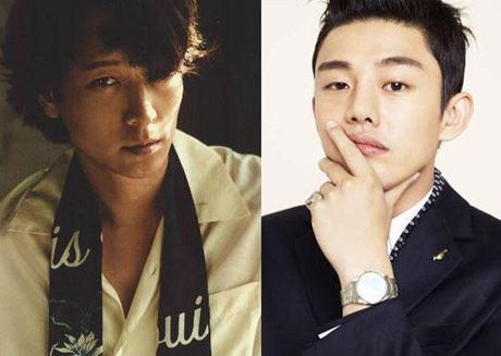 Hai my nam Kang Dong Won va Yoo Ah In 'song kiem hop bich' trong phim moi - Anh 1