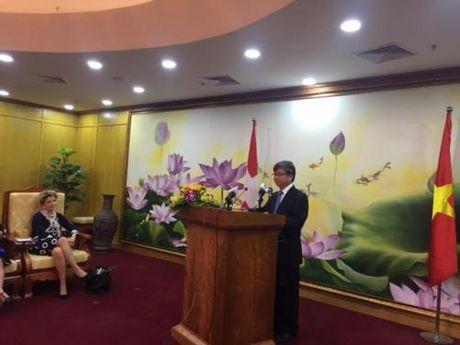 Cong bo Chien luoc hop tac phat trien Viet Nam - Thuy Si giai doan 2017-2020 - Anh 2