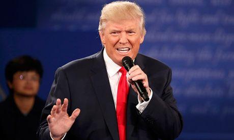 Dang Cong hoa roi loan vi be boi cua Donald Trump - Anh 1