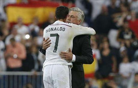 """Ronaldo: """"Ancelotti la mot chu gau dang yeu!"""" - Anh 1"""
