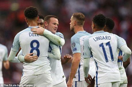 Wayne Rooney: Van de lon nhat cua doi tuyen Anh - Anh 1