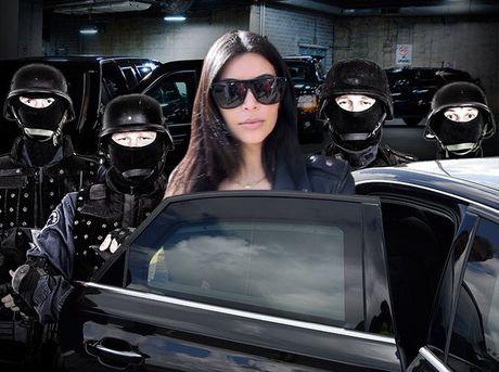 Canh sat da tim thay mot mon trang suc bi cuop cua Kim Kardashian - Anh 2