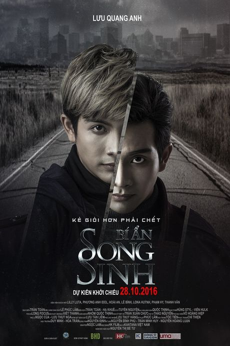 Midu lanh lung, Elly Tran hoang hot tren poster 'Bi An Song Sinh' - Anh 3