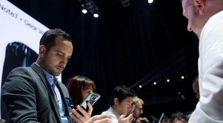 Samsung: Dung dung, dung ban Galaxy Note 7 - Anh 1