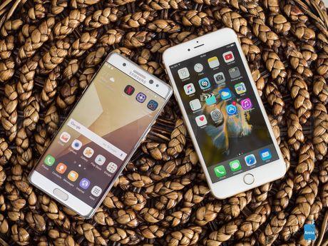 Su co Galaxy Note 7 la co hoi troi ban cho Apple, Google - Anh 1