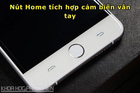 Smartphone cam bien van tay, RAM 3 GB, gia hon 3 trieu dong - Anh 10