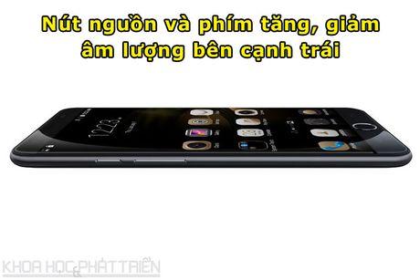 Smartphone cam bien van tay, RAM 3 GB, gia hon 3 trieu dong - Anh 13