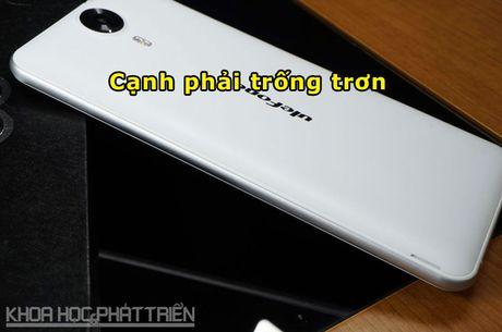 Smartphone cam bien van tay, RAM 3 GB, gia hon 3 trieu dong - Anh 15