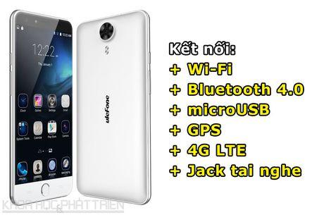 Smartphone cam bien van tay, RAM 3 GB, gia hon 3 trieu dong - Anh 4