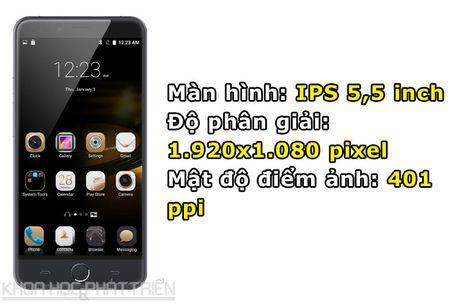 Smartphone cam bien van tay, RAM 3 GB, gia hon 3 trieu dong - Anh 6
