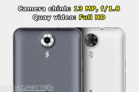 Smartphone cam bien van tay, RAM 3 GB, gia hon 3 trieu dong - Anh 7