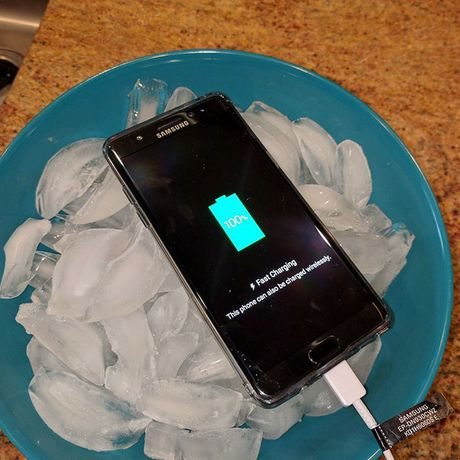 "Samsung su dung ""canh bao cap chinh phu"" de thu hoi Galaxy Note7 lan thu hai - Anh 1"