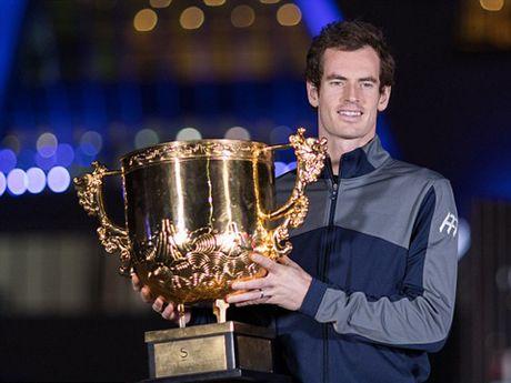 Andy Murray noi gian vi bi chup trom 'ghi chep chien thuat' tai Trung Quoc - Anh 4