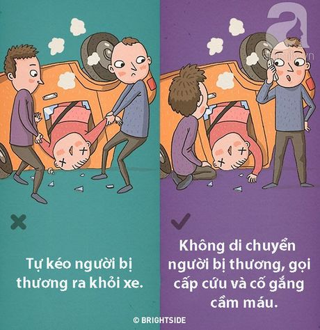 Trong 9 tinh huong nay, neu so cuu sai cach co the de doa den chinh tinh mang cua ban - Anh 6