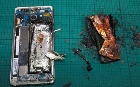 Tim hieu nguyen nhan khien Galaxy Note 7 phat no - Anh 1