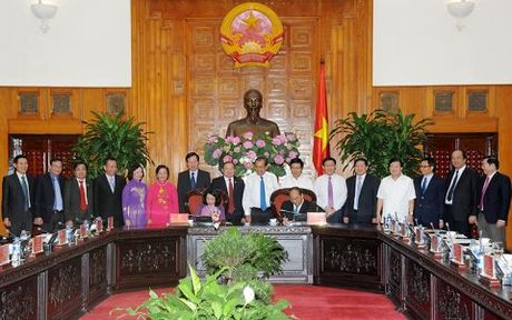 Thu tuong: Can bo, cong chuc phai gan dan, ton trong dan, phuc vu dan - Anh 1