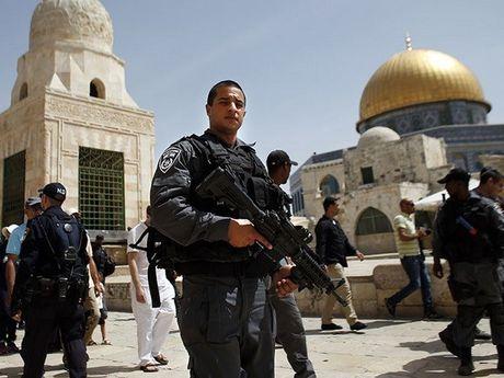 Dung do tai Jerusalem, mot nguoi Palestine thiet mang - Anh 1
