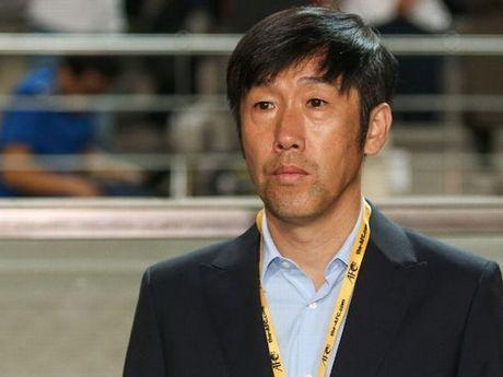 HLV tuyen Trung Quoc tu chuc sau tham bai o vong loai World Cup 2018 - Anh 1