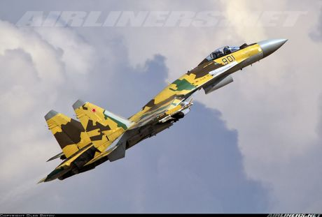 Muon lai Su-35, phi cong Trung Quoc phai hoc tieng Nga - Anh 2
