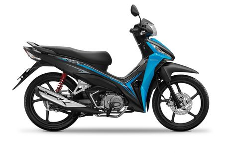 Honda Viet Nam ra mat Wave 110 RSX moi gia 21,5 trieu - Anh 11