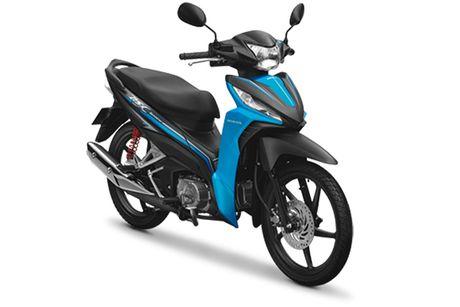 Honda Viet Nam ra mat Wave 110 RSX moi gia 21,5 trieu - Anh 12